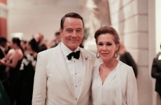 Bryan Cranston's love for his wife will melt your cold, dead heart