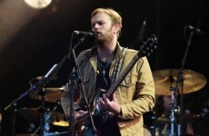 Watch: Kings of Leon rock 80,000 people at Slane Castle