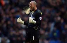 'When we got the equaliser, it was just crazy' - Darren Randolph