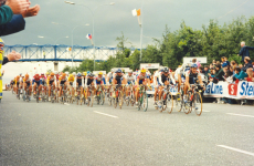 16 years since Tour de France came to Ireland and Tallaght went OTT