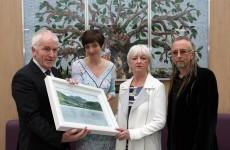 Beaumont Hospital gets an art walk exhibition