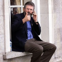 RTE's Drivetime apologises to Gerry Adams over news bulletin