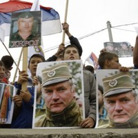 Ratko Mladic denies giving order for Srebrenica massacre, says son