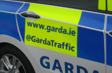 Garda traffic cars have a cool new vinyl*