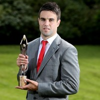 Murray scoops Munster Player of the Year award at Cork ceremony