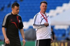 'Van Gaal wanted every day of training treated as if it was the last one' - Ivica Olić