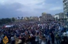 Two dead and several injured after Syria sends tanks and troops to quell protests