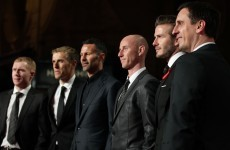 Giggs, Scholes and the Nevilles to boot up as 'Class of 92' take to the field again