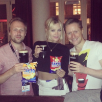 Laura Whitmore brought packs of Tayto to the Eurovision... it's The Dredge