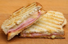 Man caught trying to smuggle drugs in a ham and cheese sandwich
