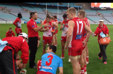 Tommy Walsh makes winning return with Sydney Swans after 343 days out through injury