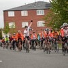 Cycle Against Suicide to continue after death of marshal during the cycle on Wednesday