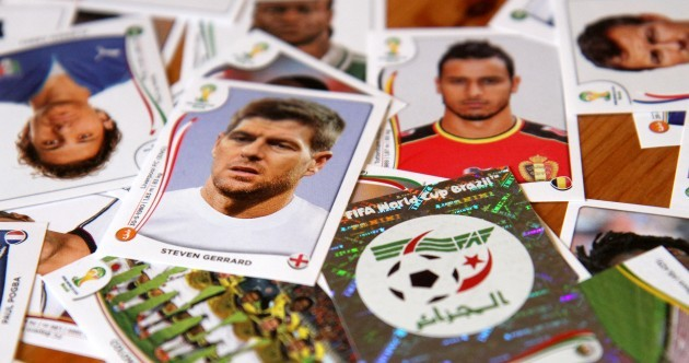 18 years after vowing 'never again,' I've decided to start a World Cup sticker collection
