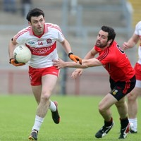 Derry GAA left to do without Eoin Bradley as forward signs two-year contract with Glenavon
