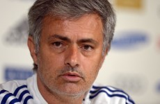 Mourinho says Chelsea's home loss to Sunderland was his 'highlight' of the season