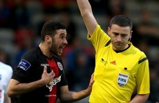Harsh red card for Lopes sees Bohs play out stalemate with UCD
