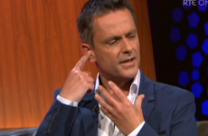 Aengus Mac Grianna explains the gaffe behind THAT viral clip