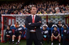 Liverpool title bid 'not over', says Rodgers