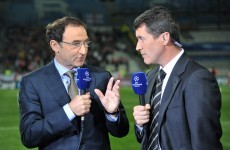 Roy Keane's Champions League ITV commitment not an issue - O'Neill