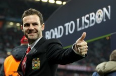 Mata: United can benefit from European absence