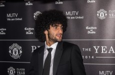 Fellaini: I will show United fans what I can do next season