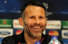 Ryan Giggs undecided over whether to continue playing next year