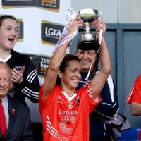 Armagh win Ladies Division 3 in ill-tempered final