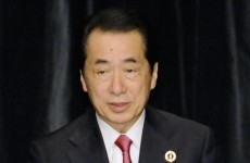 Japanese PM faces no confidence vote over nuclear crisis
