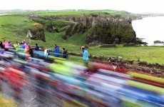 Kittel wins Giro second stage after Belfast sprint