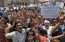 Yemeni troops open fire on protesters, killing at least 20