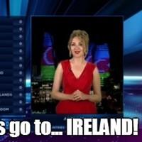 Azerbaijan tries to vote Ireland back into the Eurovision