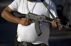 Mexican vigilantes can now legally fight cartels