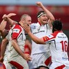 Ulster's second string pull off rousing win against limp Munster