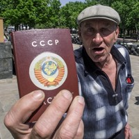 Pro-Russian rebel regions hold vote to split from Ukraine