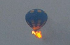 US hot air balloon tragedy: Two bodies found in search