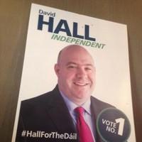 David Hall says blackmail scandal won't put him off Dáil bid