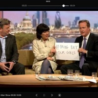 """David Cameron told to """"shut up"""" on telly, then ripped to shreds on Twitter"""
