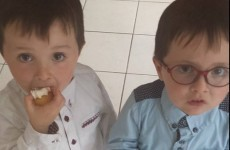 Irish mammy comes up with perfect way to settle twins' argument