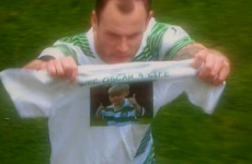 Stokes pays tribute to 'Wee Oscar' after scoring in Celtic's final day victory