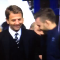 Tim Sherwood allows fan to manage Spurs for final five minutes of Villa victory