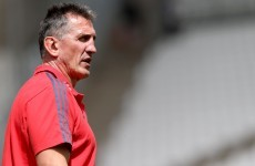 Munster's Rob Penney wins RaboDirect Pro12 Coach of the Year