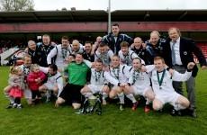 Avondale United beat UCD to lift fourth successive FAI Intermediate Cup