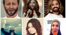 Conchita Wurst's beard is taking over the internet