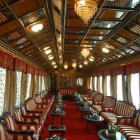 16 of the swankiest train trips in the world, from the Swiss Alps to Alaska