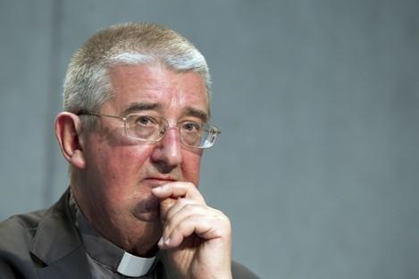 Dublin archbishop Diarmuid Martin.