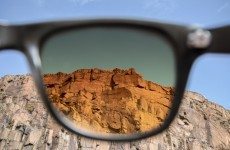 These sunglasses let you see the world through an Instagram-style filter