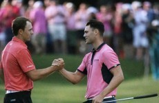 A big putt, and a big win for Martin Kaymer