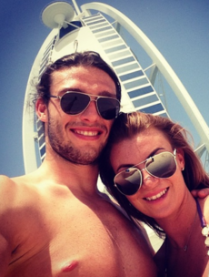 Andy Carroll was off on holidays before Roy Hodgson could put him on standby for Brazil