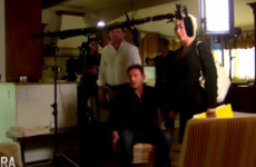 Watch the real Wolf of Wall Street completely lose it during tricky TV interview