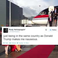 Irish Twitter reacted hilariously to Donald Trump's arrival